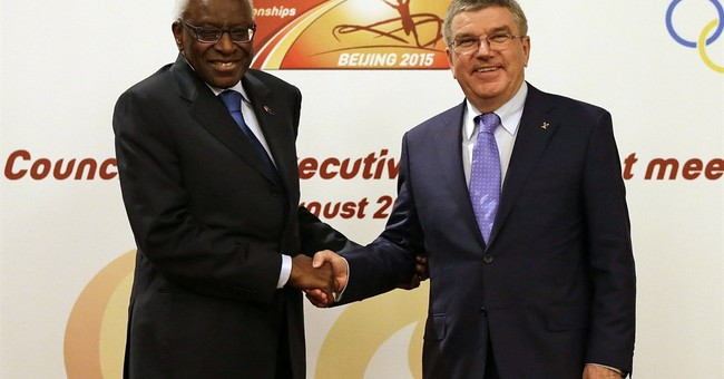 Bach expects IAAF to take 'necessary' action against Russia