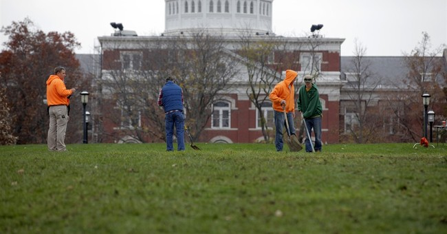 Will more college athletes take on the establishment?