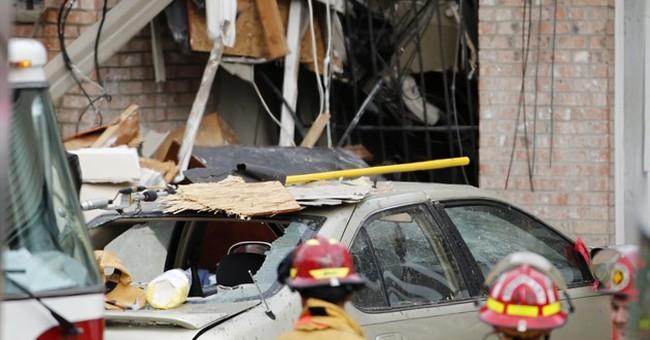 Blast levels New Jersey home 'like a pancake,' killing 1
