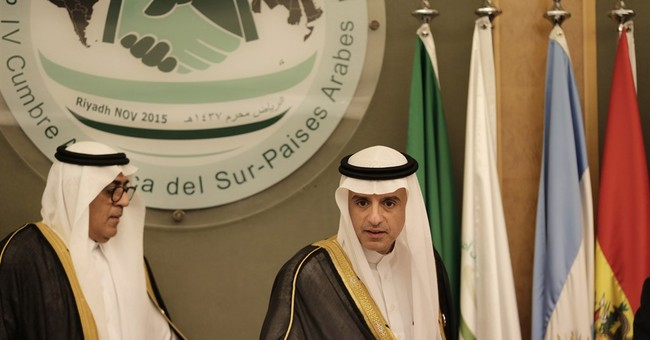 Arab, South America leaders stress support for Palestinians