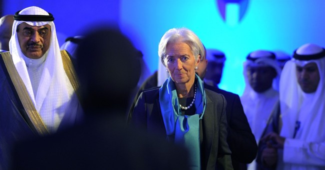 IMF chief calls for reforms in Gulf amid low oil prices