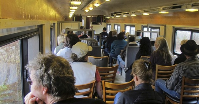 Rhythm on the rails: Music train draws fans from all over