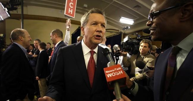 Kasich says GOP needs more pragmatism, less extremism