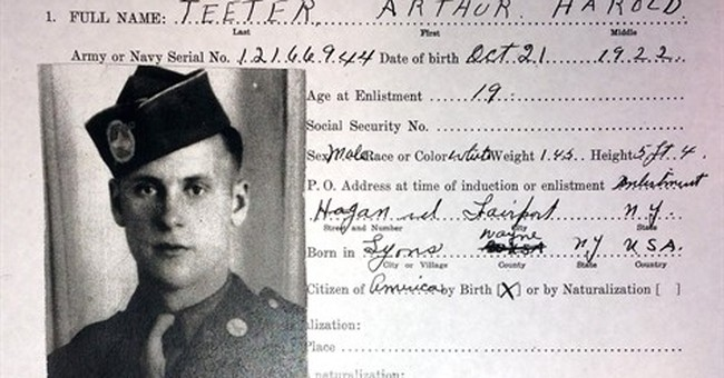New York town's trove of WWII vets' records being digitized