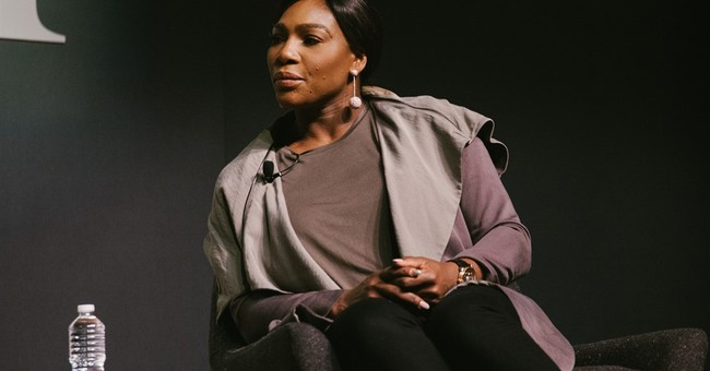 Serena Williams: Tennis, fashion, and pre-med classes
