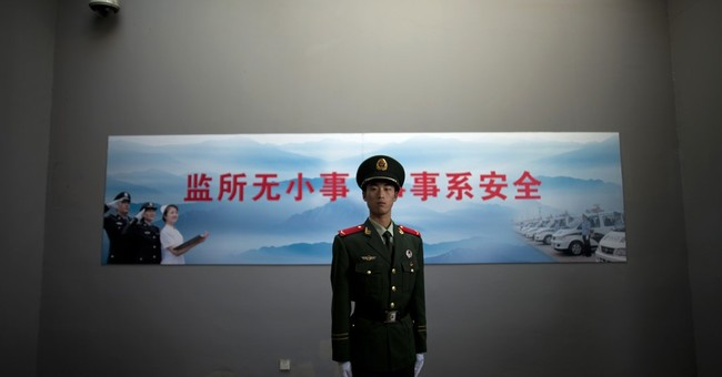 Rights group: China use of torture uncurbed by legal reform