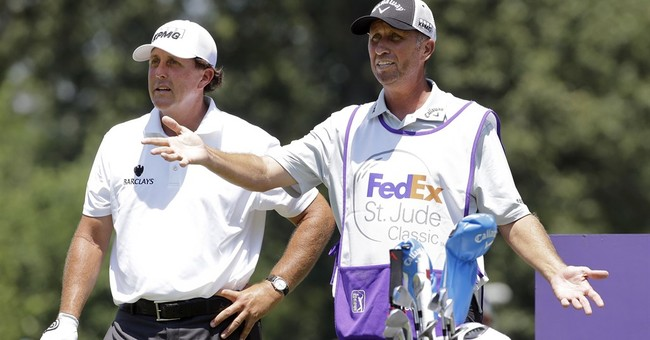 Golf Channel to use caddies in broadcast at Sea Island