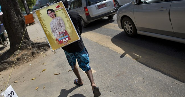 By the numbers: Myanmar's historic election