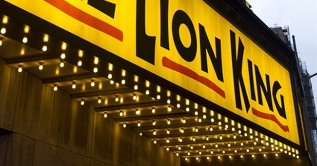 'The Lion King' box office now will bow to a lottery