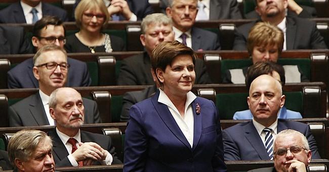 Poland's president officially designates new prime minister