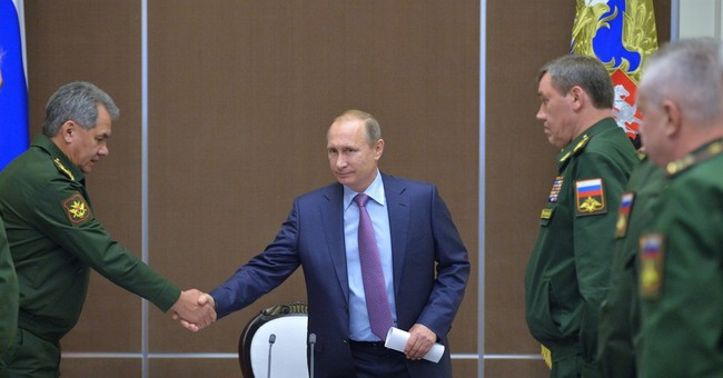 Putin: Action in Syria to last as long as Syrian offensive