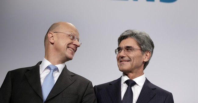 Siemens boosts dividend, announces share buyback