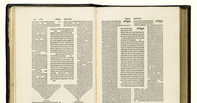 APNewsBreak: Private library of Hebrew writings to be sold
