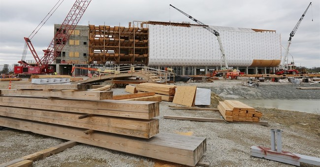 Noah's Ark religious attraction to open in July in Kentucky