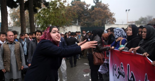 Protests across Afghanistan demanding better security