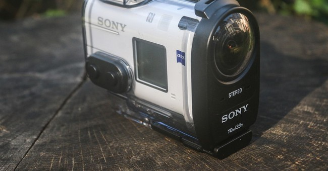 Gift Guide: Sturdy, sleek, small action cameras abound