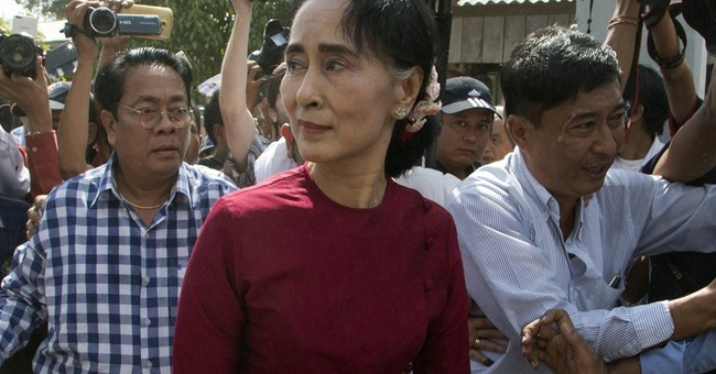 How and why Myanmar's Suu Kyi plans to be 'above president'