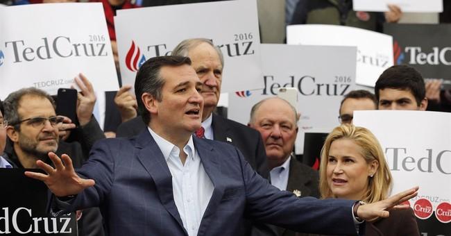 Cruz says he, not Trump, is race's true conservative