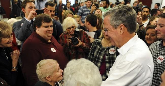 Bush: Democrats aren't the enemy, Washington needs fixing