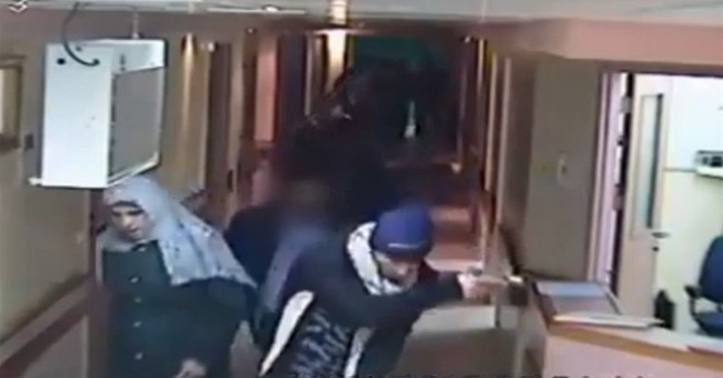 Hospital raid video gives rare look at murky Israeli unit