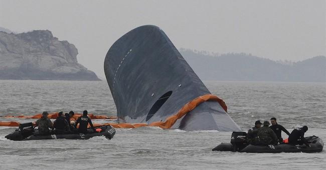 South Korean court upholds life sentence for ferry captain