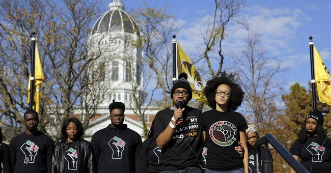 Demands at Missouri similar to 1969's, but this time, action