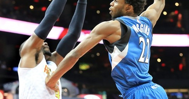 AP Source: Wolves owner negotiating to sell minority share