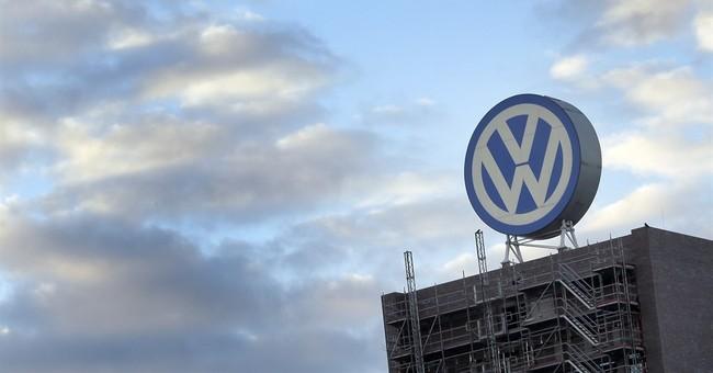 Volkswagen brand sales dip in wake of scandal