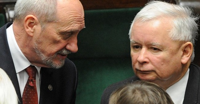Jewish group protests appointment of Polish defense minister