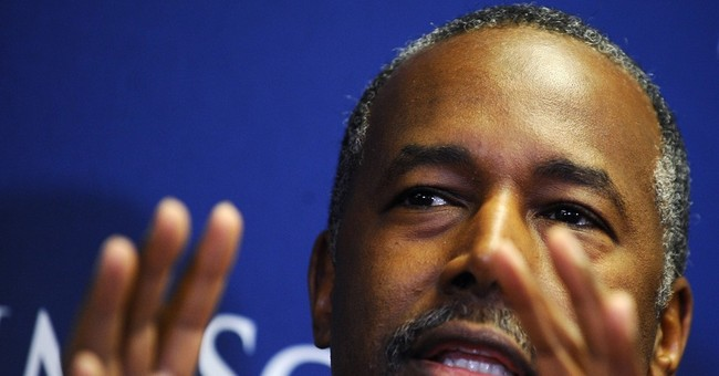 Carson acknowledges no Chinese troops in Syria