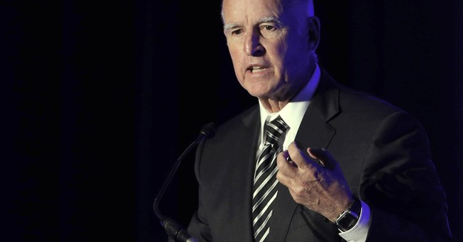 APNewsBreak: Only 1 Californian got custom oil map _ Brown