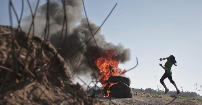 Palestinian kills 2 Israelis; 2 Palestinians die in clashes