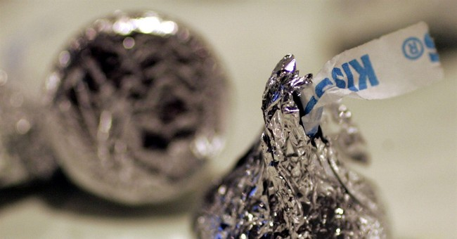 Hershey kisses artificial flavors goodbye in some chocolates
