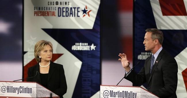After attacks, Democrats debate terrorism and economy