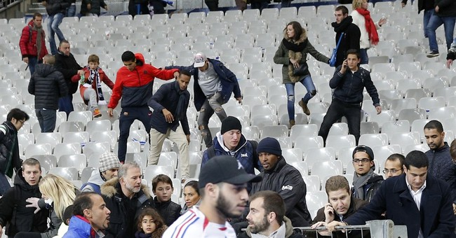 France's soccer match in England to go ahead despite attacks