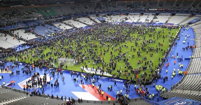 UEFA to hold minute's silence before games for Paris attacks