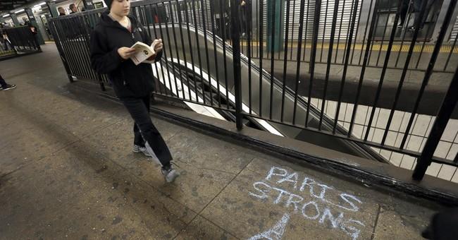 Officials: No credible threats target US after Paris attacks