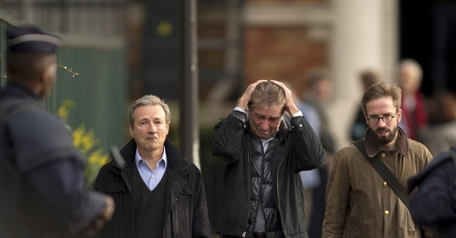 In a somber, off-kilter Paris, mass murder leaves emptiness