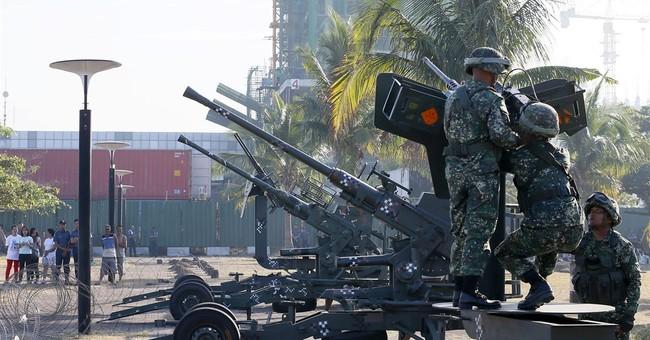 Philippine forces on alert, assure APEC summit's safety