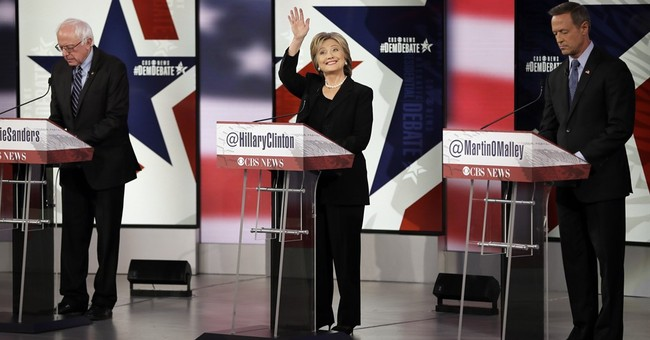 The Latest: Democratic 2016 candidates meet for 2nd debate