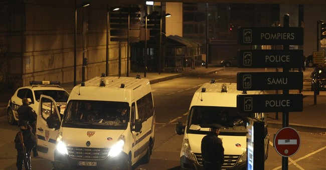 Scenes of horror as a Paris night becomes a bloodbath