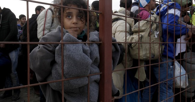 The Latest: Migrant children, ages 3 and 5,  die in Greece