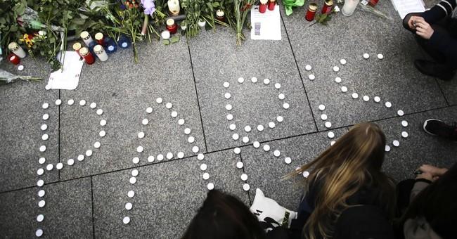 AP PHOTOS: Aftermath of Paris terror attacks
