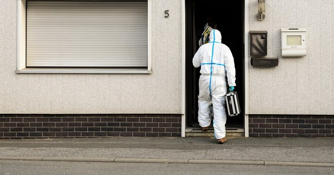 German police: Mother admits killing some of her 8 babies