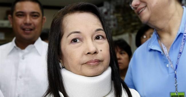 Philippine leader's corruption fight marks modest progress