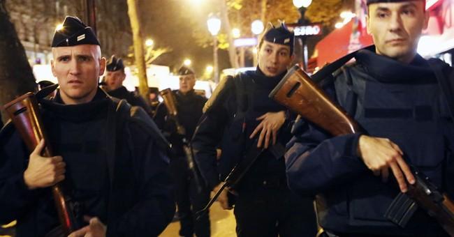 AP Newsbreak: Iraq warned of attacks before Paris assault