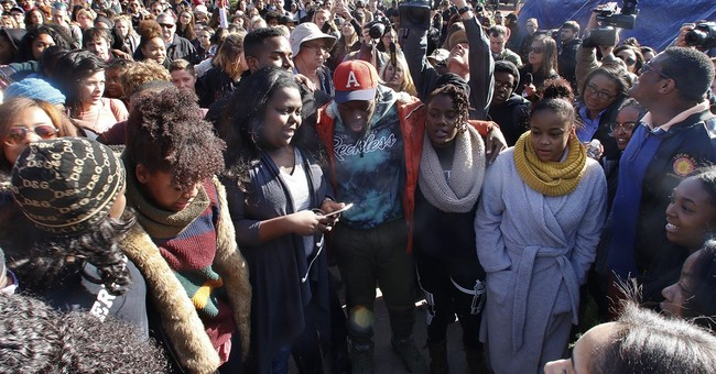 Missouri student president: School has racism, also unity