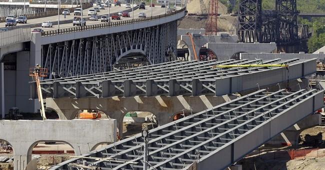 A blur of lobbyists as transportation bill takes shape