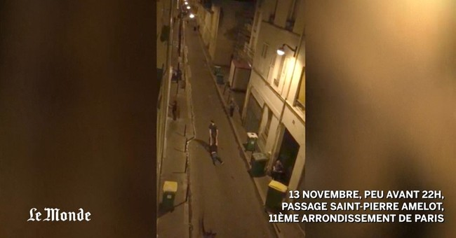 'Hell:' Famous Paris venue becomes scene of terror bloodbath