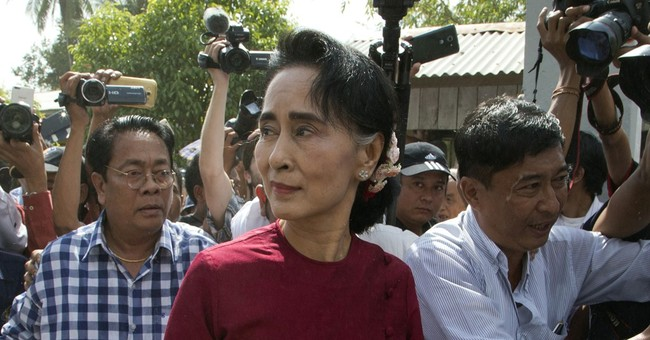 Real challenge for Myanmar opposition head comes after polls